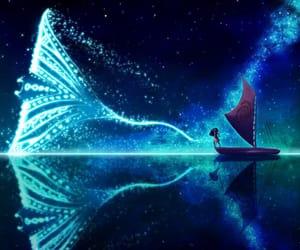 disney, moana, and sea image