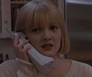 1996, blonde, and drew barrymore image