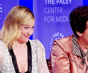 gif, cole sprouse, and bughead image