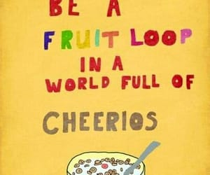 cereal, difference, and quotes image