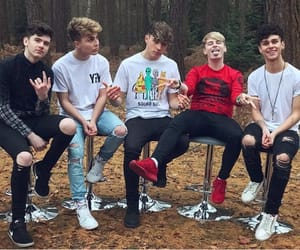 boyband, cute, and mikey cobban image