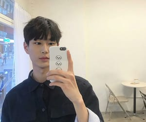 aesthetic, model, and selca image