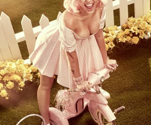 miley cyrus, easter, and photoshoot image
