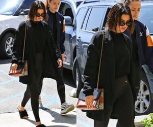 black, candids, and clothes image