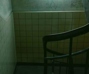 basement, green, and hospital image