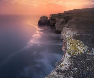 belleza, mar, and rocas image