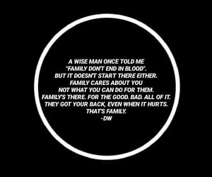 dean winchester, family, and quote image