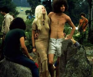 woodstock and hippie image