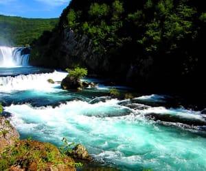 river, bosnia and hercegovina, and una image
