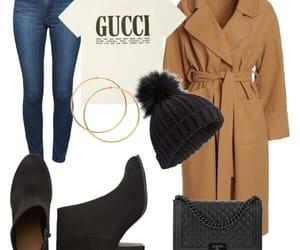 chanel, fashion, and gucci image