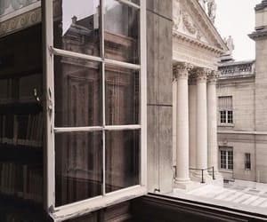 architecture, beige, and window image
