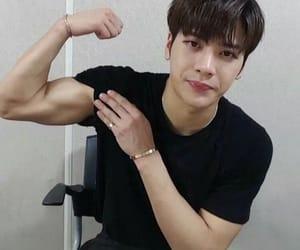 arms, jackson, and got7 image