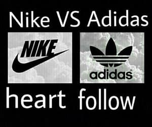 adidas, nike, and clothes image