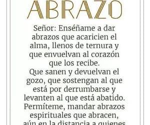 abrazo, amor, and vida image