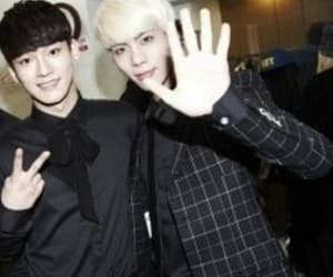 Chen, exo, and SHINee image