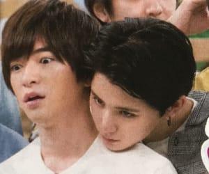 hey say jump, yamada ryosuke, and yuri chinen image