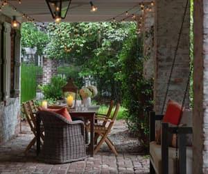 backyard, outdoor inspiration, and inspiration image