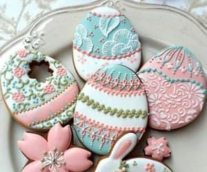 easter and Cookies image