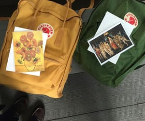 aesthetic, backpack, and alternative image