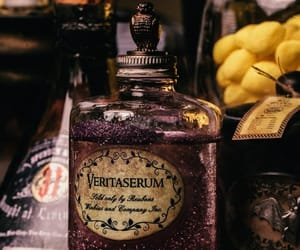 harrypotter, potion, and sorcery image