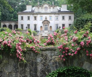 swan house image