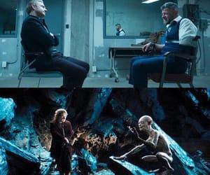 black panther, hobbit, and Martin Freeman image