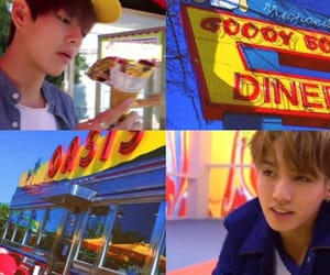 aesthetic, kpop, and primary colors image