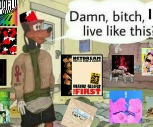 meme, nct u, and nct dream image