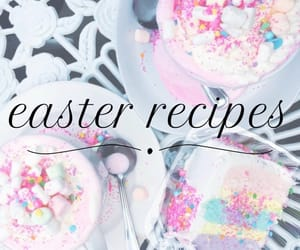 article, dough, and easter image