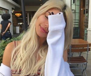 beauty, meninas, and blonde image