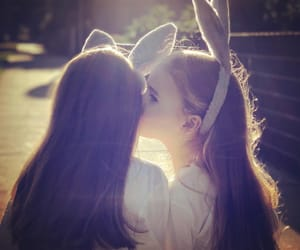bunny, easter, and kids image