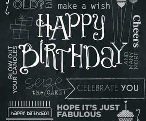 hbd, b-day, and birthday image