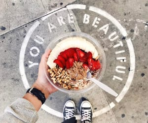 food, healthy, and pretty image