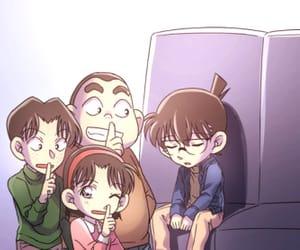 detective conan, ayumi yoshida, and genta kojima image