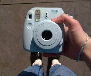 aesthetic, instax, and photo image