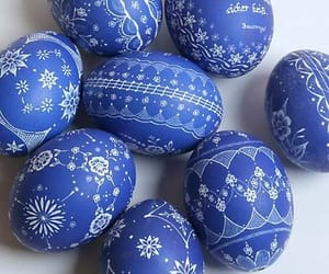 blue and easter image