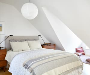 beautiful, bedroom, and small space image