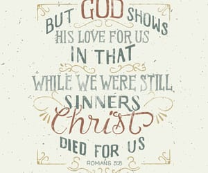 love, bible, and Christ image