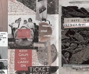 aesthetic, headers, and collage headers image