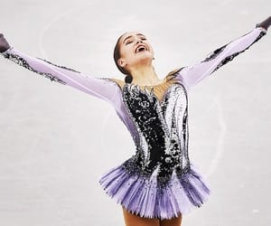 black swan, olympics, and skater image