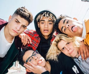 prettymuch and boy image