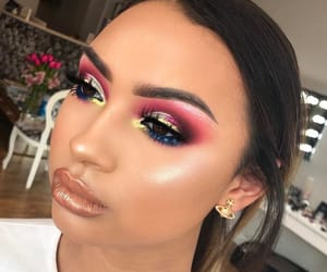 makeup, girls, and make image