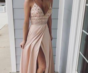 dress, vestidos, and fashion image