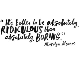 quotes and Marilyn Monroe image