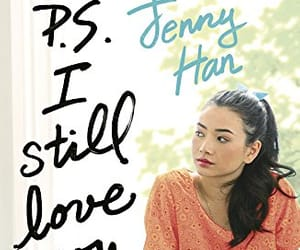 author, jenny han, and book image