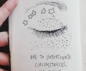 art, drawing, and quotes image