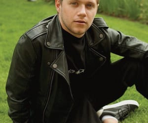 model, naill horan, and one direction image