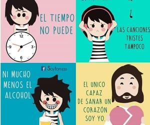 curar, amor, and díos image