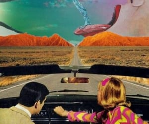 lsd, drugs, and car image