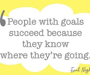 education, goal, and goals image